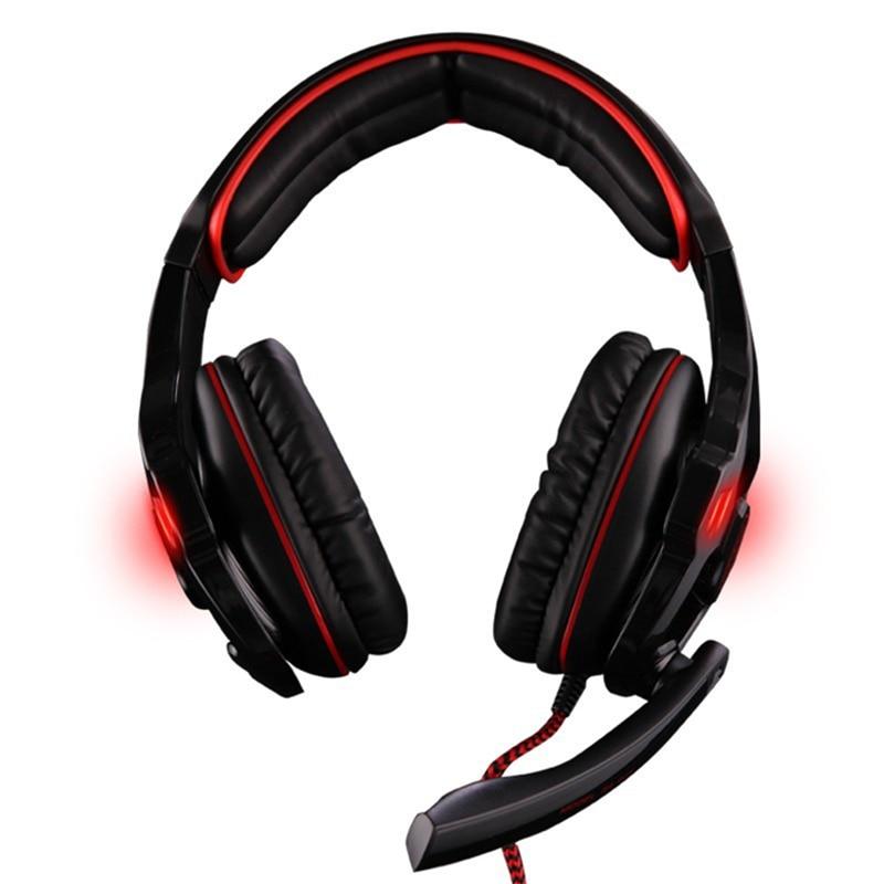 Auriculares para juegos profesionales Sades SA-903 con aislamiento - Audio y video portátil - foto 3