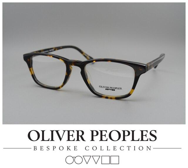 Нет BurdenOliver народов OV5005 Larrabee бренда мужчин и женщин очки мода близорукость очки очки кадров бесплатная доставка