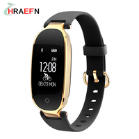 2017 Newest Smart Band S3 IP67 Waterproof Bluetooth Smartband Heart Rate Monitor Sport Bracelet Fitness Watch
