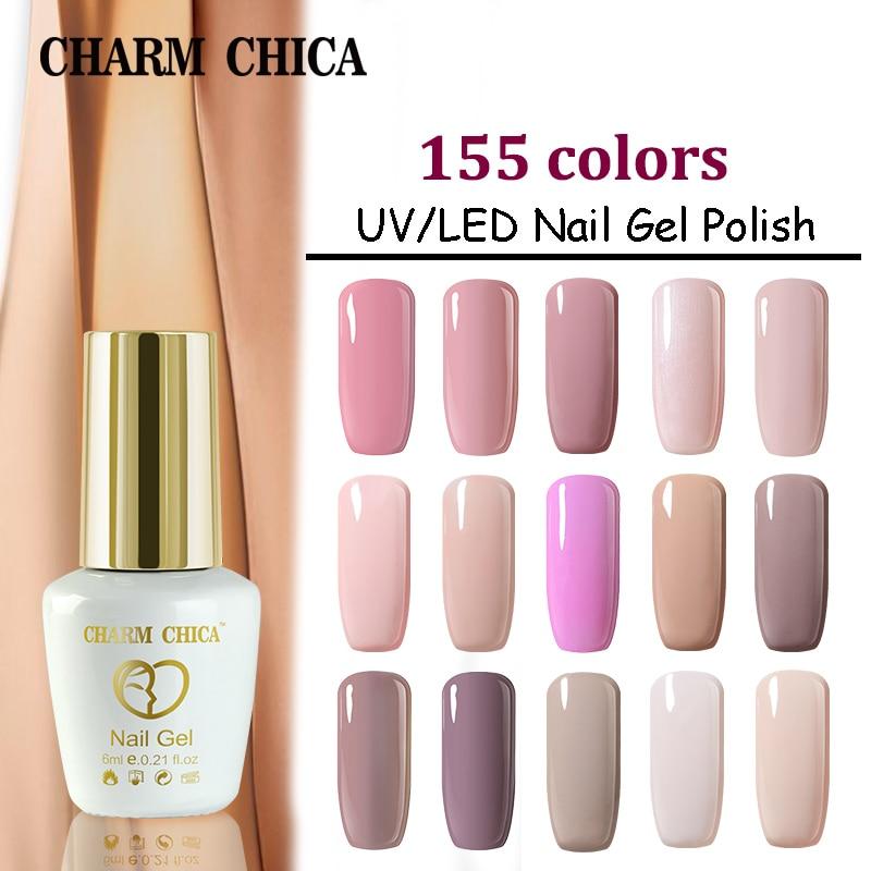 Aliexpress.com : Buy CHARM CHICA Gel Nail Polish UV 6ml