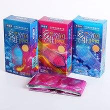 Шт./упак.) презерватив пространства презервативы специальные упаковке спайк розничной g лед пятно