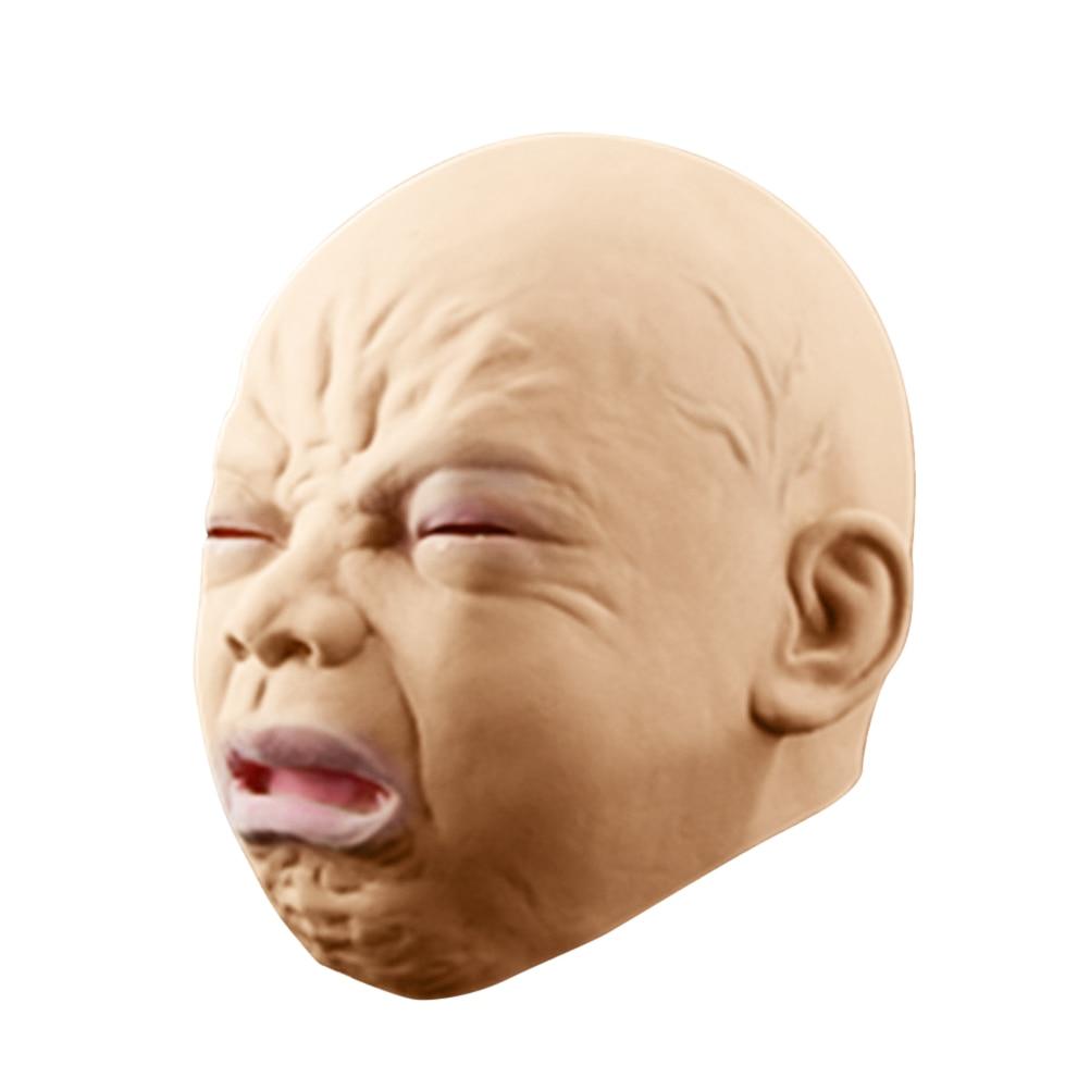 Popular Baby Latex Mask-Buy Cheap Baby Latex Mask lots from China ...