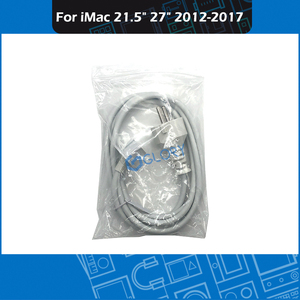 "Image 5 - New A1418 A1419 1.8M Power cord cable for iMac 21.5"" 27"" Charger Adapter cable Replacement 2012 2017"