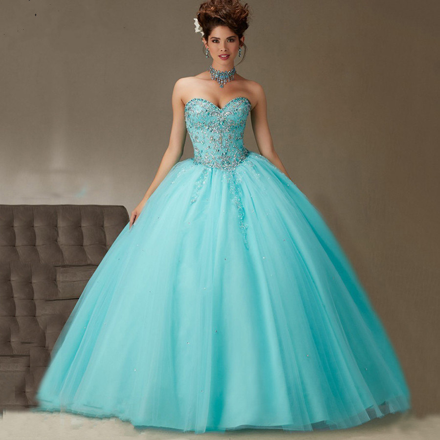 Dresses blue for sweet 15 exclusive photo