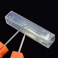 1 pieza de brocas de carburo de diamante para limpiar la cutícula, fresadora eléctrica, taladro para uñas, herramientas para limar uñas, BEPD02-3