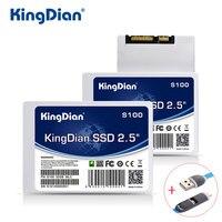 KingDian SSD 32กิกะไบต์S100 3ปีรับประกันSATA SATA2ฮาร์ดดิสก์ไดรฟ์32กรัมฮาร์ดดิสก์SSDโรงงานโดยตรงสำหรับคอมพิว
