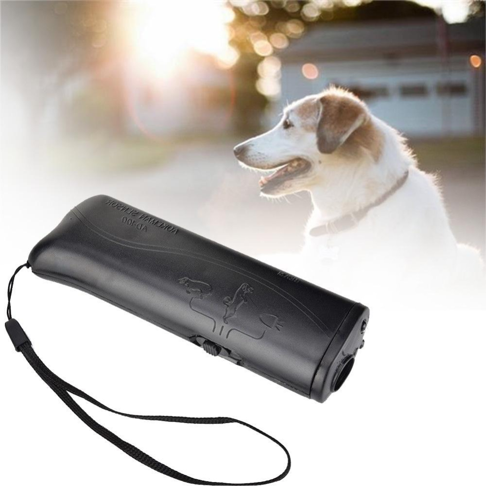 Ultrasonic Anti Stop Barking Pet Dog Train Repeller Control Trainer Device Puppy Pet Dog Repeller Anti Barking Stop Bark