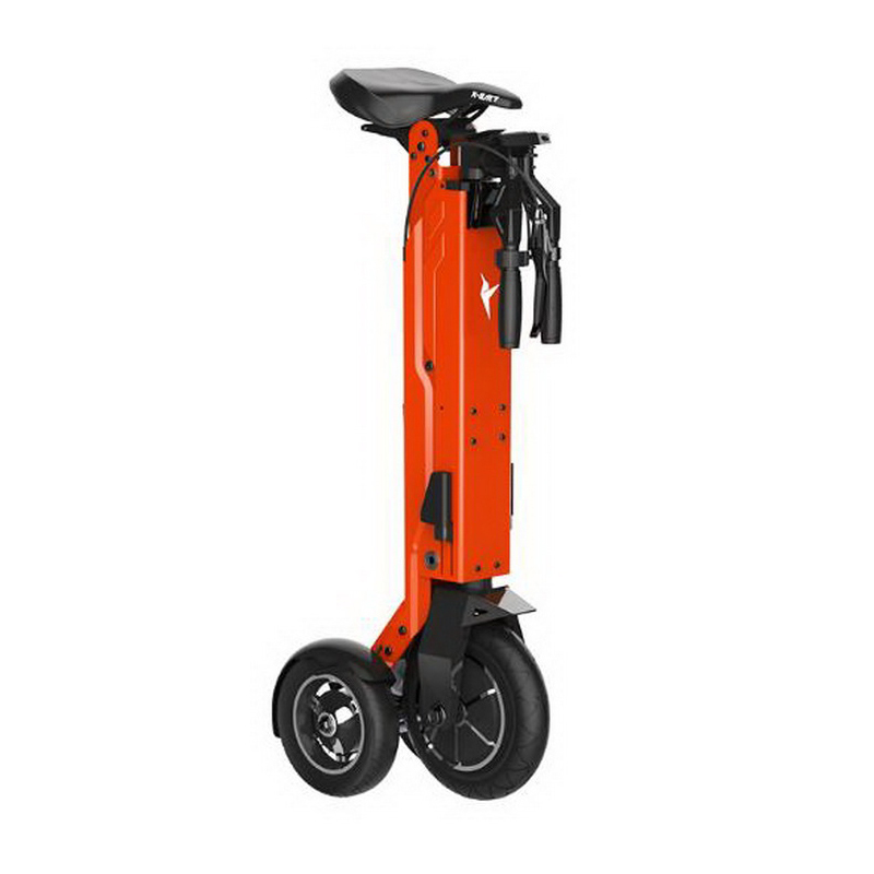 310435 Smart electric car folding scooter balance lithium battery car 36v 8 inch Ten seconds cruise Endurance 50 KM in Electric Bicycle from Sports Entertainment