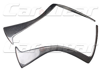 Carbon Fiber Rear Taillight Cover Eyelid Eyebrow For Suzuki Swift 2005-2013 diamond carbon fiber viola bow melody