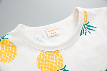 Summer Printed Cotton Set For Boys 3