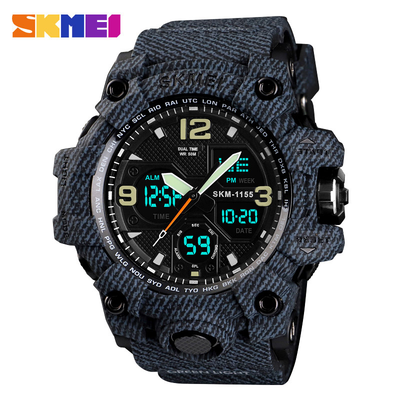 DENIM Black Watch