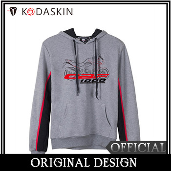 KODASKIN Motorcycle Hoodies Men Cotton Round Neck Casual Printing Sweatershirt Hoodies Sweater forHonda CBF1000