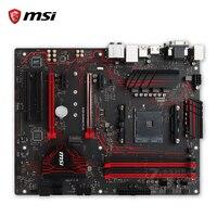 MSI B350 GAMING PLUS Оригинальный Новый настольная материнская плата B350 разъем AM4 DDR4 64 г USB3.1 ATX