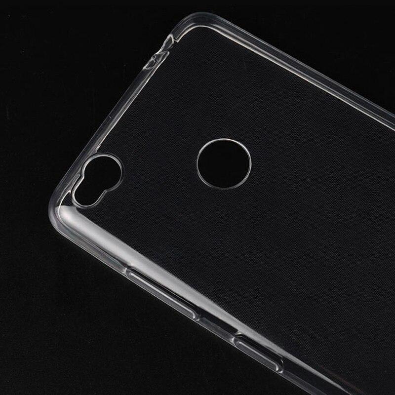 ZTE nubia N1 Case Cover 5.5 inch Transparent TPU Soft Cover Phone Case For ZTE nubia N1 NX541j Phone Case ZTE nubia N 1 Cover