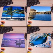 Beautiful Places national Gaming Gamer Mice Mause Mouse Pad New Rubber Non-Skid Rubber Pad