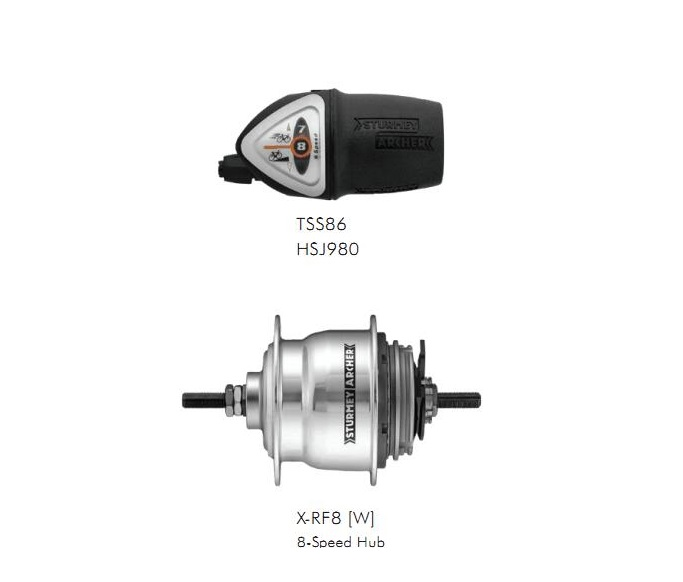 SUNRACE х-частота rf8 тормоз V в течение 8 скоростной втулки оси 36 ч длина: 135 * 185ММ
