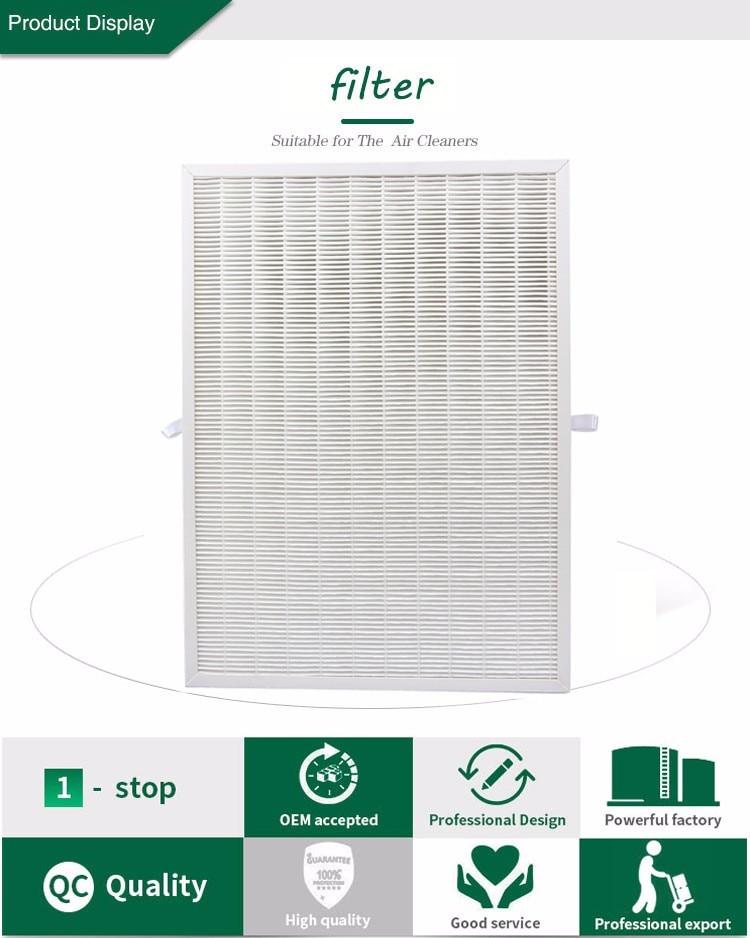 Горячая Распродажа Воздухоочистители Запчасти фильтр для сбора пыли HEPA фильтр для KJF2202T KJF2202TE KJF2203E KJF2103T KJF2105T KJF2106T PM2.5