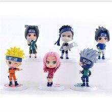 Naruto Funny Mini Toys Set
