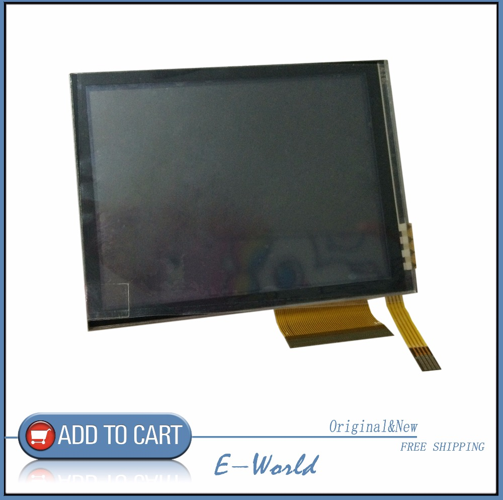 Original and New 3.5inch LCD screen with touch screen for TM035HBHT1 free shipping original and new lcd screen with touch screen txdt500skpa 111 txdt500skpa free shipping
