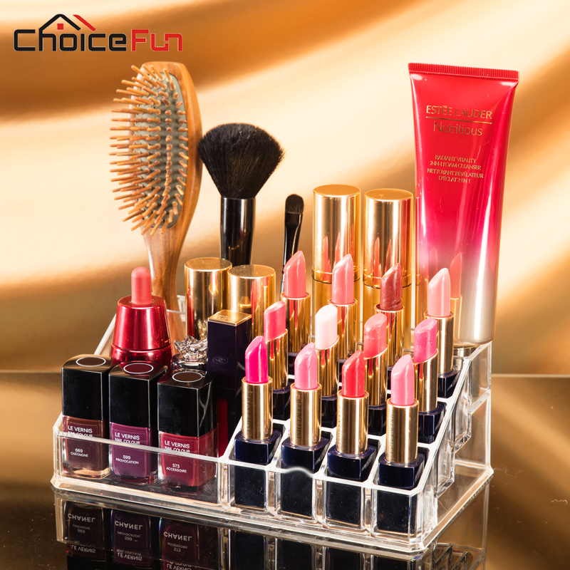 Cosmetic Organizer Display-Box Storage Fun-Box Acrylic Mini Clear for SF-1029 CHOICE