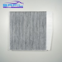 Cabin Filter For 2002 2006 Volvo S80 XC90 VOLVO XC70 CROSS COUNTRY XC90 V70 II Estate