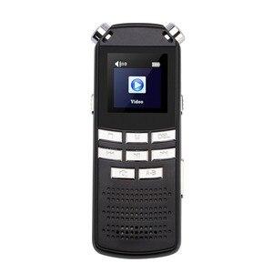 Image 2 - Hd dvr câmera digital gravador de voz usb mp3 ditaphone gravador de voz de áudio digital DVR 720P microfone