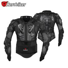 New Motorcycle Motocross Racing Rider Body Armor Jacket Guard Protection Off-Road Gear M/L/XL/XXL/XXXL Free Shipping s m l xl xxl xxxl jk006 motorcycle full body protect jacket motocross racing protector clothing armour web materials breathable