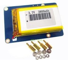 リチウム電池パック拡張オンボード電源スイッチラズベリーパイ 3,2 モデルb、 1 モデルb +