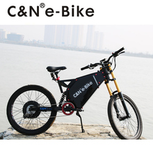 Hot Sale 48v 1500w Stealth bomber electric bike mountain bike enduro ebike