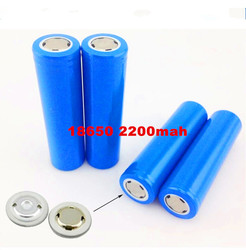 High quality 2pcs lot 18650 2200mah 3 7v rechargeable li ion battery 2200mah 18650 for flashlight.jpg 250x250
