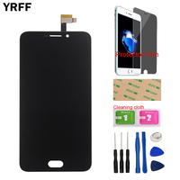 Mobile Phone LCD Display Touch Screen Glass Digitizer Assembly Len Sensor For Umi Plus For Umi