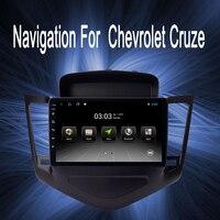 OTOJETA бренд автомобильный Android навигатор HD навигация с сенсорным экраном подходит для CHEVROLET CRUZE 2010 2013 автомобильный Стерео Авторадио aux bluetooth