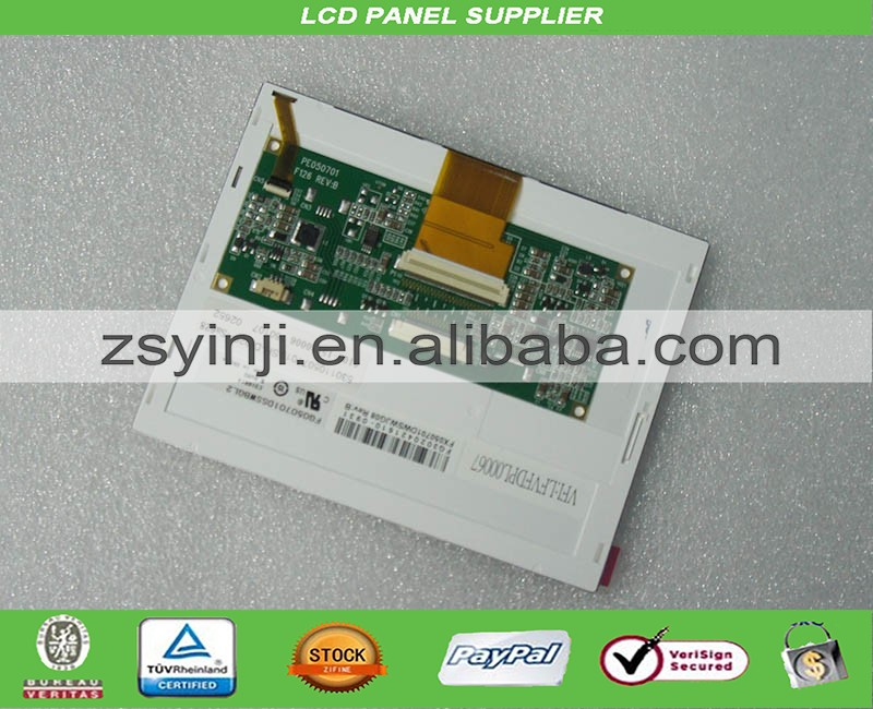 5.7-дюймовая ЖК-панель FG050701DSSWBGL2