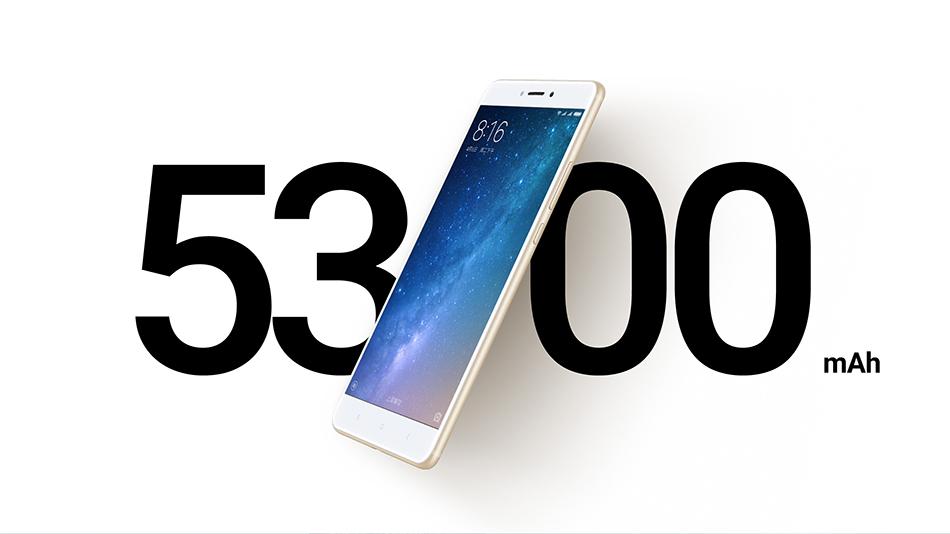 Xiaomi mi max2 X4
