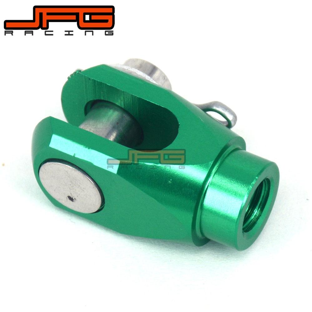 JFG задние тормозные скобы для KX65 KX125 KX250 KX250F KX450F KLX450R KFX450R (АТВ) RMZ250 мотоцикл эндуро Байк для бездорожья