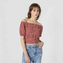 Women clothes 2019 blouse summer sexy top New jacket with slim waist, Short Sleeve Chiffon shirt and open back