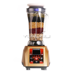 Multifunctional High Speed Blender 4L Household Food Processor 3000W Large Power Food Blender ST-603A