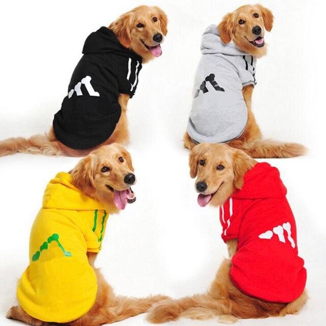 Di grandi Dimensioni Vestiti Del Cane per Cani di Grossa Taglia di Nuovo Disegno