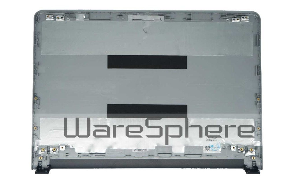 New LCD Back Cover for Dell Inspiron 14 5458 0GXRVP GXRVP AP1AO000800 Silver