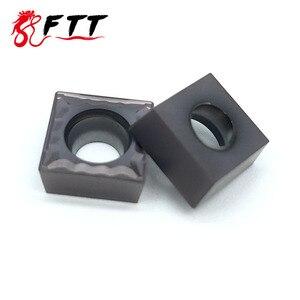 Image 2 - SCMT09T304 HMP PC9030 Außendrehwerkzeuge metalleinsatz qualität Drehmaschine werkzeuges Tokarnyy drehwendeplatte