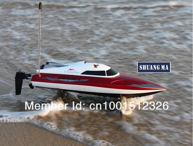 drop shipping best gift Double Horse 35CM RC Boat DH7009 boat Amazing boat/Infinitely variable speeds