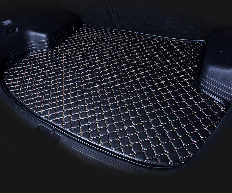 trunk mats special for SubaruPajero XV forest outback Jaguar XF XJL waterproof non slip carpets no odor rugs защита от солнца для автомобиля guozhang 300c xjl xf