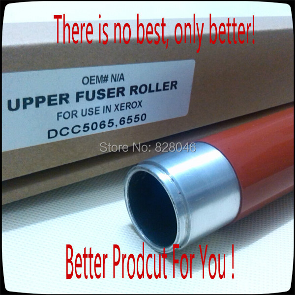 Upper Roller For <font><b>Xerox</b></font> DocuCentre <font><b>6550</b></font> 6500 Drum Kit,Upper Fuser Roller For <font><b>Xerox</b></font> DC C6550 C6500 Copier,Heater Roller For <font><b>Xerox</b></font> image