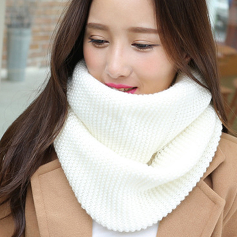 New Spring Winter Scarf Warm Scarves For Women Knitted LIC For Women Knitting Stole Beige Dachshund Female Scarf