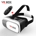"""VR BOX 2.0 II 3D Virtual Reality VR Glasses 3D Movies Games Glasses for 4.7 - 6.0"""" Smart Phone + Bluetooth Controller"""