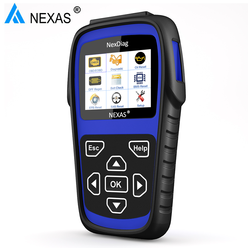 NEXAS OBD2 Scanner for Land Rover Discovery Jaguar XF