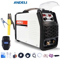 200AMP Argon Arc Welding Machine WS 200 IGBT TIG 220V 200A LED Display