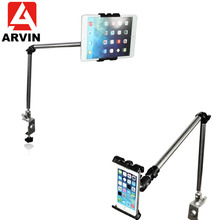 Arvin 360 Degree Flexible Scalable Arm Tablet Stand Holder For Ipad Pro 4-10 Inch Samsung Tablet Adjustable Lounger Bed Bracket стоимость