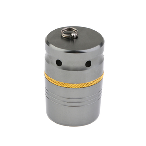 Image 2 - 1PC Lightweight Stylish Aluminum Alloy Fishing Rod End Cap Butt Fishing Reel Cases Holders Aluminum Cap for fishing Rod Access