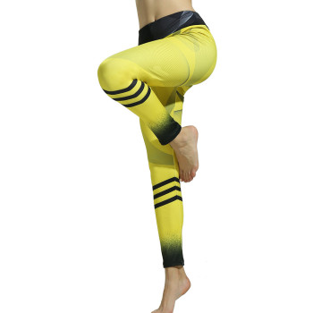 Klv Yoga Pants Of Women Sport Pants Print Yoga Leggings For Fitness Gym Workout Lounge Athletic Sportswear Woman Gym 1